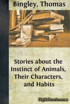 Stories about the Instinct of Animals, Their Characters, and Habits