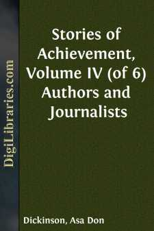 Stories of Achievement, Volume IV (of 6)