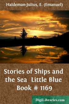 Stories of Ships and the Sea  Little Blue Book # 1169