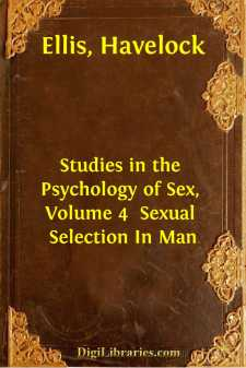Studies in the Psychology of Sex, Volume 4 