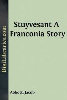 Stuyvesant A Franconia Story