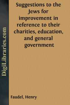 Suggestions to the Jews