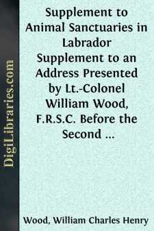 Supplement to Animal Sanctuaries in Labrador
