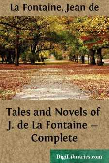 Tales and Novels of J. de La Fontaine - Complete