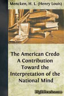 The American Credo