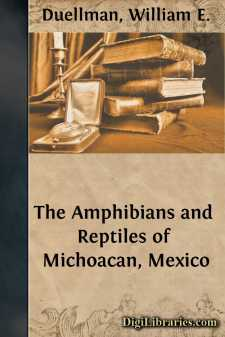 The Amphibians and Reptiles of Michoacan, Mexico