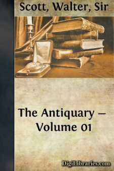 The Antiquary - Volume 01