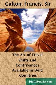 The Art of Travel Shifts and Contrivances Available in Wild Countries