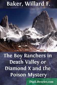 The Boy Ranchers in Death Valley