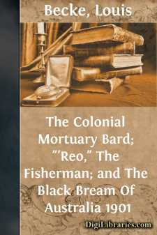 The Colonial Mortuary Bard;