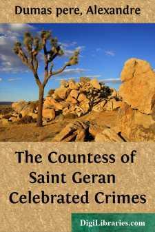 The Countess of Saint Geran  Celebrated Crimes