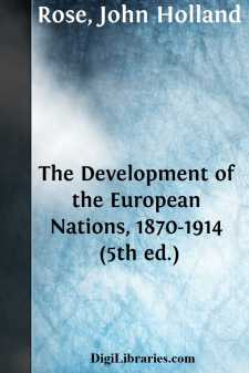 The Development of the European Nations, 1870-1914 (5th ed.)