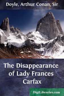 The Disappearance of Lady Frances Carfax