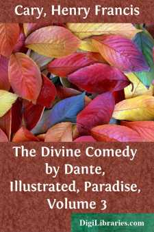 The Divine Comedy by Dante, Illustrated, Paradise, Volume 3