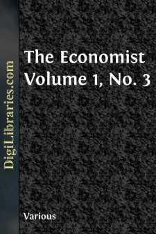 The Economist Volume 1, No. 3