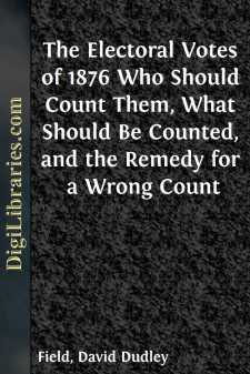 The Electoral Votes of 1876