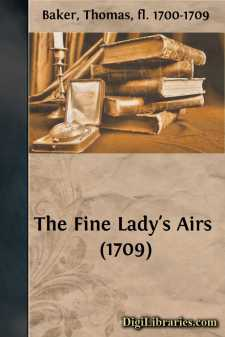 The Fine Lady's Airs (1709)