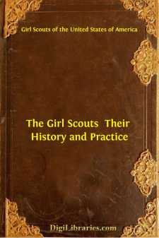 The Girl Scouts  Their History and Practice