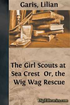 The Girl Scouts at Sea Crest  Or, the Wig Wag Rescue