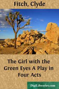 The Girl with the Green Eyes