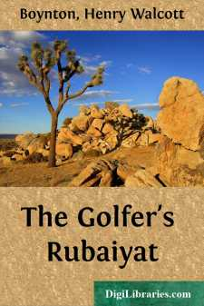 The Golfer's Rubaiyat