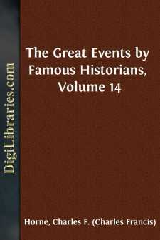 The Great Events by Famous Historians, Volume 14