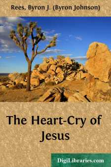 The Heart-Cry of Jesus