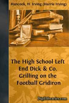 The High School Left End Dick & Co. Grilling on the Football Gridiron