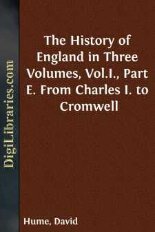 The History of England in Three Volumes, Vol.I., Part E.