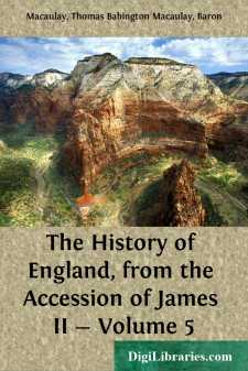 The History of England, from the Accession of James II - Volume 5