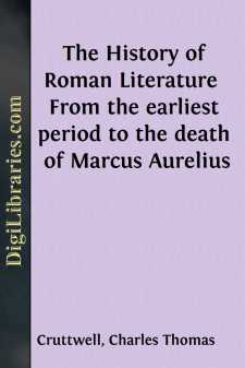 The History of Roman Literature 