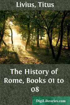 The History of Rome, Books 01 to 08