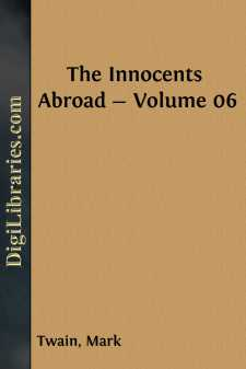 The Innocents Abroad - Volume 06