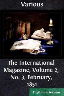 The International Magazine, Volume 2, No. 3, February, 1851