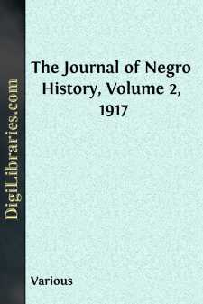 The Journal of Negro History, Volume 2, 1917