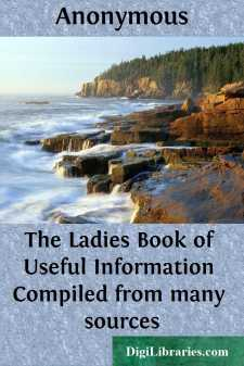The Ladies Book of Useful Information