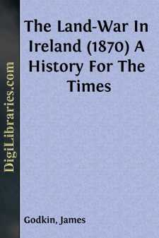 The Land-War In Ireland (1870)