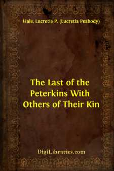The Last of the Peterkins With Others of Their Kin