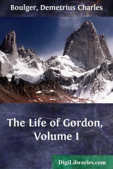 The Life of Gordon, Volume I