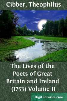 The Lives of the Poets of Great Britain and Ireland (1753) Volume II