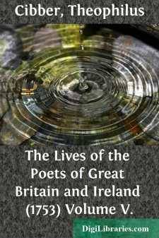 The Lives of the Poets of Great Britain and Ireland (1753) Volume V.