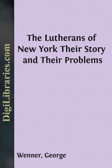 The Lutherans of New York