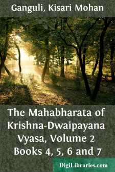 The Mahabharata of Krishna-Dwaipayana Vyasa, Volume 2 Books 4, 5, 6 and 7