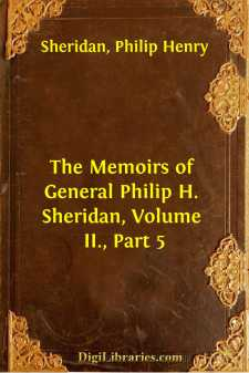 The Memoirs of General Philip H. Sheridan, Volume II., Part 5