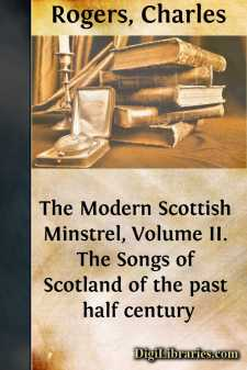 The Modern Scottish Minstrel, Volume II.