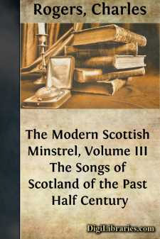The Modern Scottish Minstrel, Volume III
