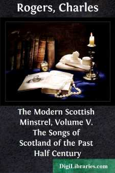 The Modern Scottish Minstrel, Volume V.