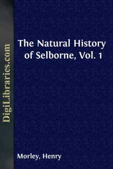 The Natural History of Selborne, Vol. 1