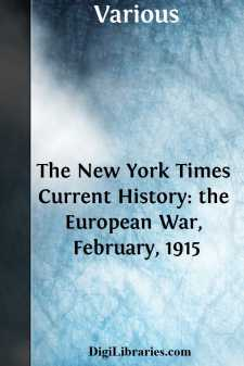 The New York Times Current History: the European War, February, 1915