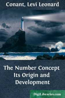 The Number Concept Its Origin and Development
